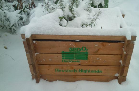 Sedo Hochbeete Aus Naturbelassenem Holz Douglasie Und Larche Fur